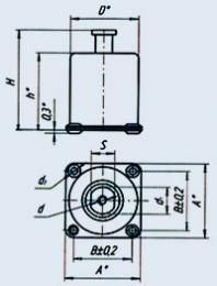 Купить Амортизатор АПНМ-2