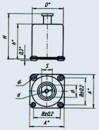Buy APNM-6 shock-absorber