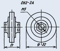 Купить Варистор СН2-2А 1000В