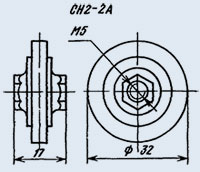 Купить Варистор СН2-2А 620В