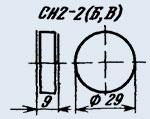 Купить Варистор СН2-2В 680В