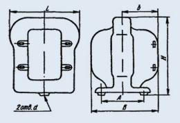 Дроссель Д217В