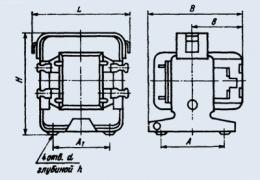 Дроссель Д228НВ