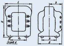 Дроссель Д31В