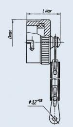 Заглушка ЭП-33
