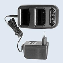 Зарядное устройство 2-х местное Icom BC-10