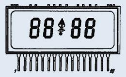 Индикатор вакуумный ИЛЦ7-4/7Л