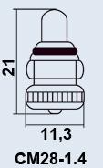Kup teď Inovační lampa cm-28-1,4 1-2 m 10-1