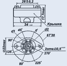 Купить Ламповая панель ПЛ7-1ПКВ
