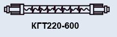 Купить Лампы кварцевые КГТ-220-600