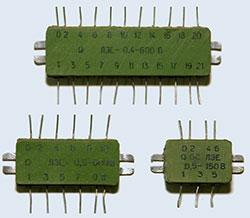 Buy Line of a delay LZE-0.2-600V-10