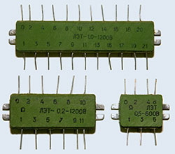 Buy Line of a delay LZE-0.5-600V-10