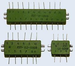 Buy Line of a delay LZT-0.25-1200V-5
