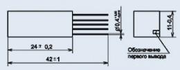 Buy Line of a delay MMLZ-0.5-1200