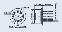 Купить Микросхема 140УД1201