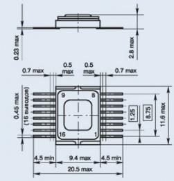 Микросхема 571ХЛ1