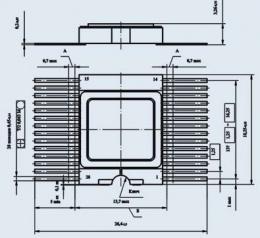 Микросхема 588ВА1