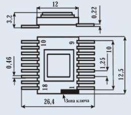 Микросхема 588ВА2