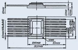 Микросхема 588ВА3