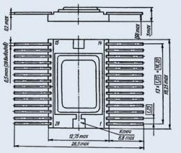 Микросхема 588ИР1