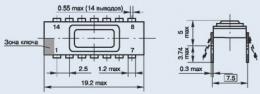 Микросхема К1108ПП1