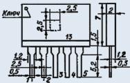 Микросхема К1116КП2