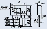 Микросхема К1116КП3