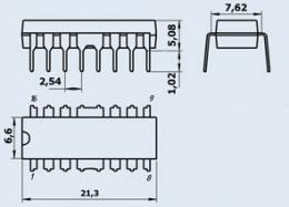 Купить Микросхема К1182ПМ1Р