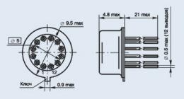 Микросхема К122УН1Д