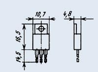 Микросхема К1234ЕН3АП
