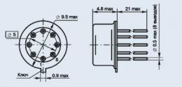 Микросхема К124КТ1