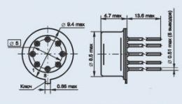 Микросхема К140УД1701Б