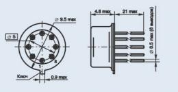 Микросхема К140УД17Б
