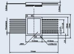 Микросхема К142ЕН1Б