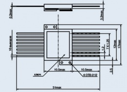 Микросхема К142ЕП1Б