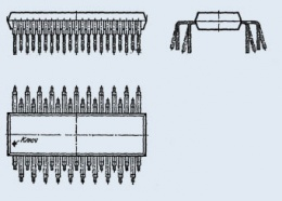 Микросхема К145ИК11П