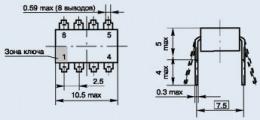 Микросхема К155ЛА18