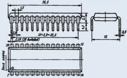 Микросхема К174ХА17