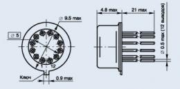 Микросхема К190КТ2