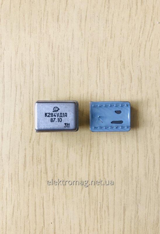 Микросхема К284УД1А