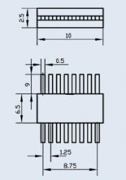 Микросхема К512ПС2
