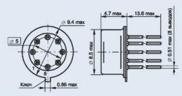 Микросхема К521СА301А