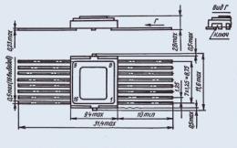 Микросхема К537РУ1А