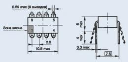 Микросхема К553УД201