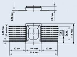 Микросхема К559ИП1