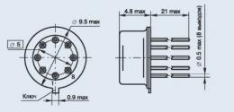 Микросхема К574УД1Б