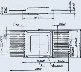 Микросхема К596РЕ1-0235