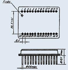 Микросхема К817ЕН2А
