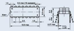Микросхема КМ155ТМ8