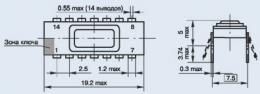 Микросхема КМ544УД7